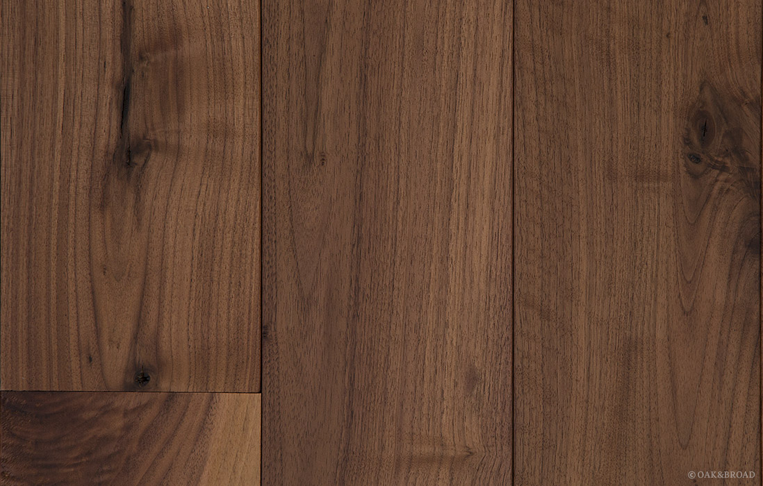 Oak broad old house online old house online for Walnut flooring