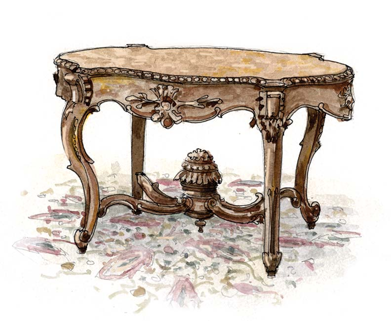 A guide to victorian era furniture old house online for Victorian age furniture