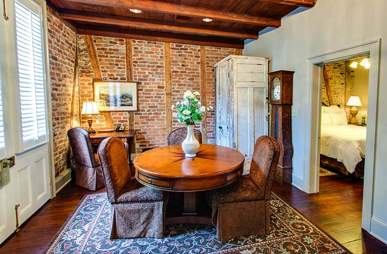 Historic Retreats Audubon Cottages In New Orleans Old