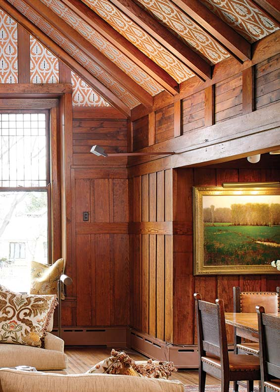 6 Ways To Integrate Modern Lighting Into Old Houses Old