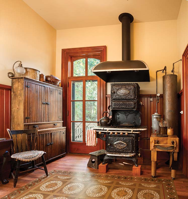 A Period Perfect Victorian Kitchen Old House Online