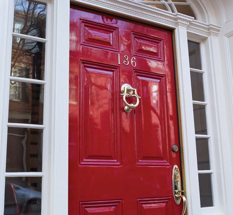 3 Ways To Refinish An Entry Door Old House Online Old