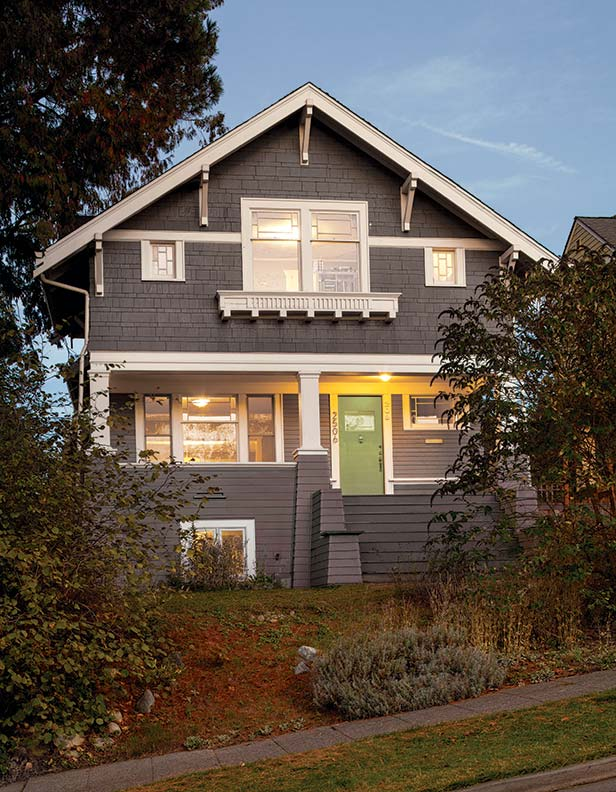 Saving a craftsman house in seattle old house online for New homes seattle
