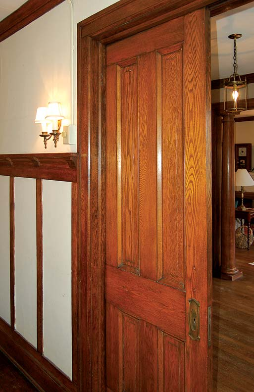 How To Repair Pocket Doors Old House Online Old House
