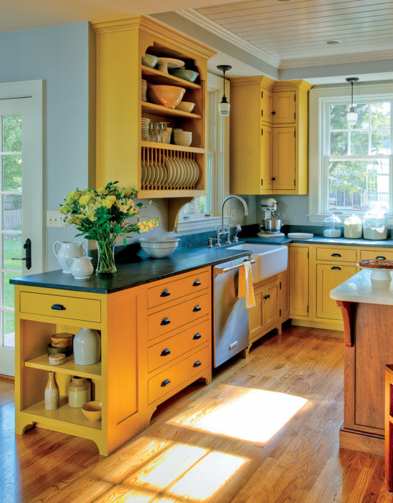Non Toxic Paint For Kitchen Cabinets