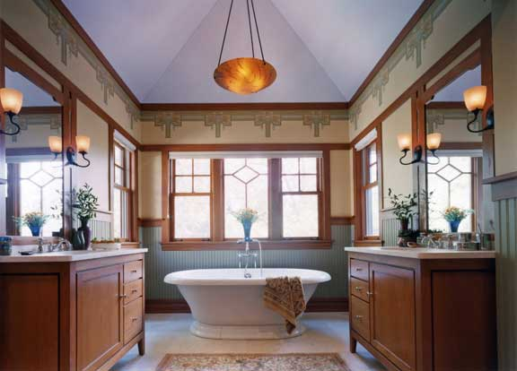 Old House Bathroom Ideas: Unique Baths For Old Houses