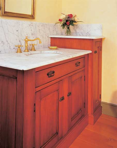 Vanities Of The Bath Old House Online Old House Online