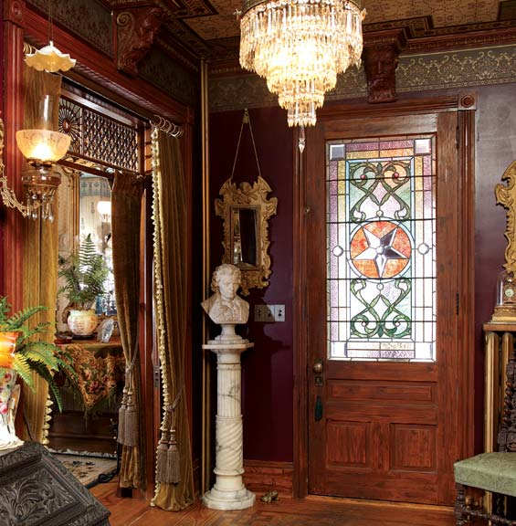 An Opulent Queen Anne Old House Online Old House Online