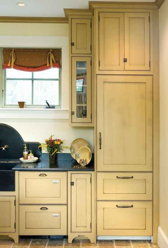 Creating A Timeless Kitchen