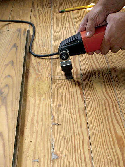 Simple Wood Floor Fixes Old House Online Old House Online
