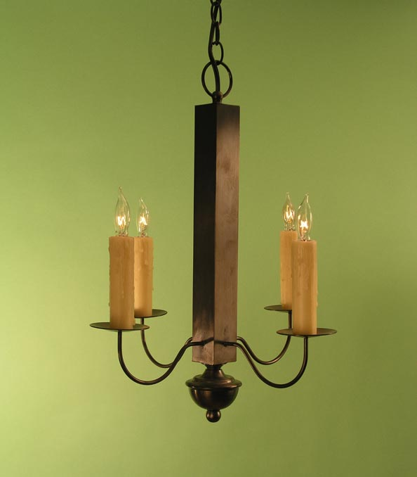 Candle Light Fixture: 9 Reproduction Lights For Old Houses