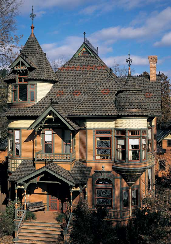 Decorative Shingling Ideas Old House Online Old House