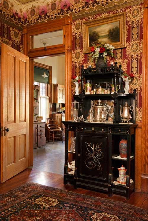 an authentic victorian kitchen design old house online old house online. Black Bedroom Furniture Sets. Home Design Ideas