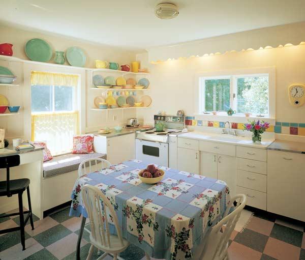 Mid Century Kitchen Cabinets: Inspiration From Mid-Century Modern Kitchens