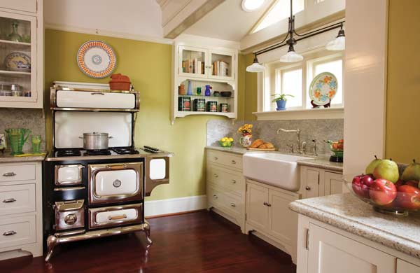 Reinventing The Victorian Kitchen Old House Online Old