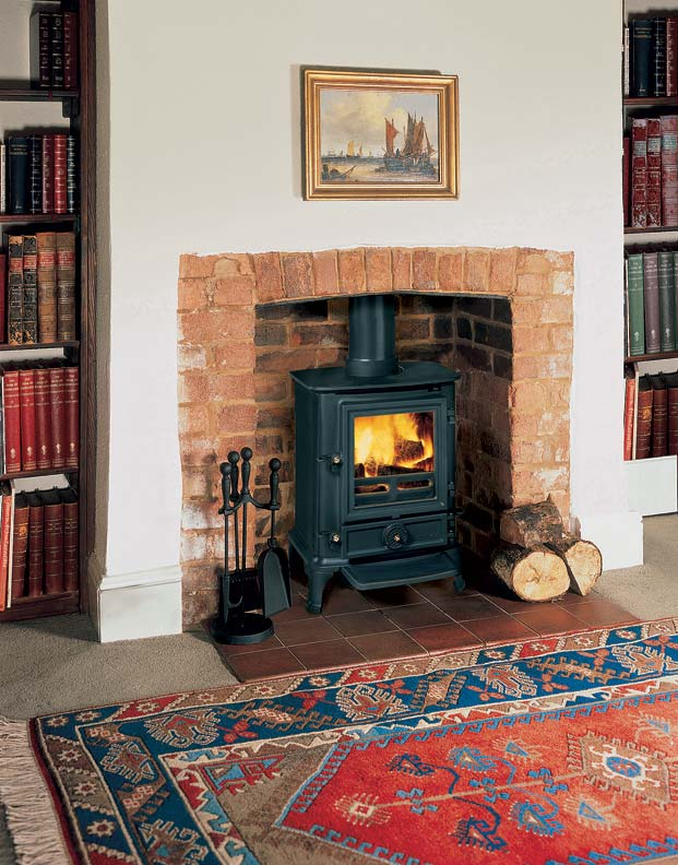 5 Ways To Transform An Old Fireplace Old House Online