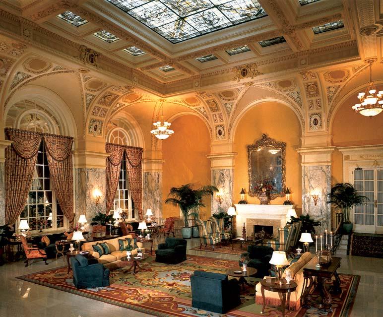 Historic Retreats Nashville S Hermitage Hotel Old House
