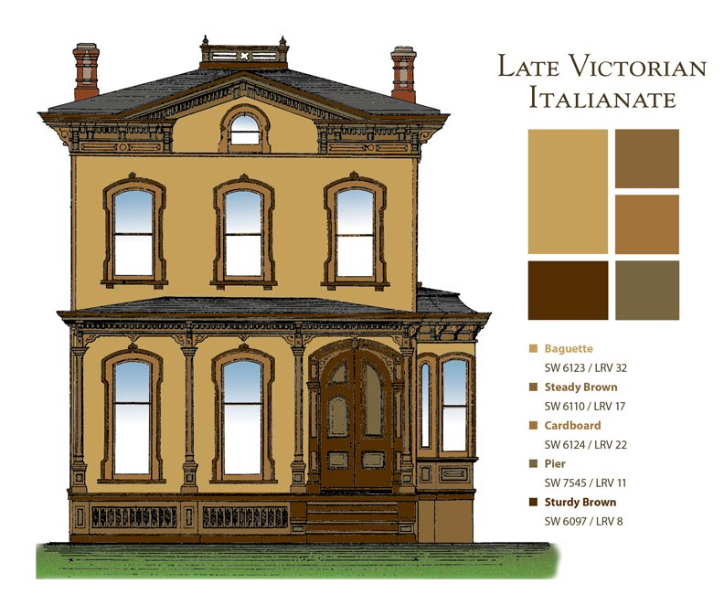 Incredible Victorian Colors Victorian House Colors Pictures To Pin On Largest Home Design Picture Inspirations Pitcheantrous