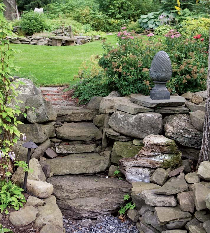 Pretty Stone Garden Walls: 5 Tips For Creating A Gorgeous Garden