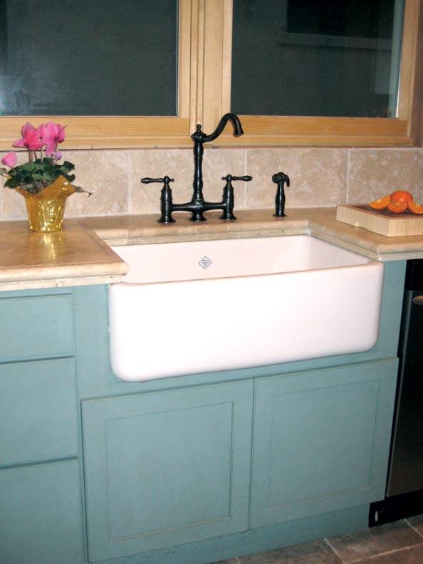 adventures in installing a kitchen sink old house online old house online. Black Bedroom Furniture Sets. Home Design Ideas