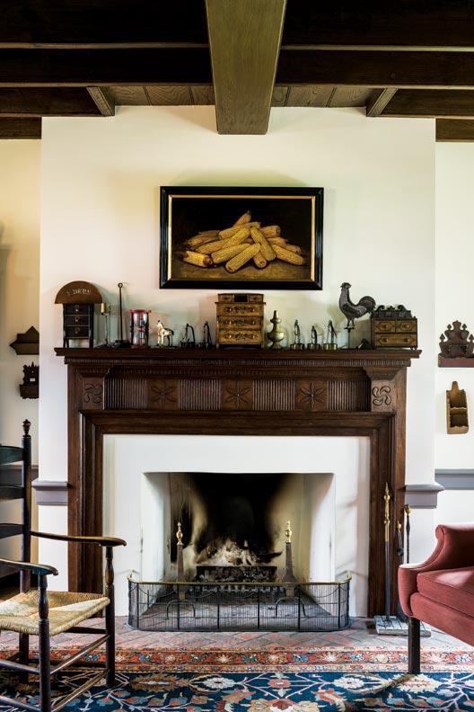 Wooden Showcase Designs For Living Room Lakdi Ka Showcase: Anatomy Of A Historic Fireplace