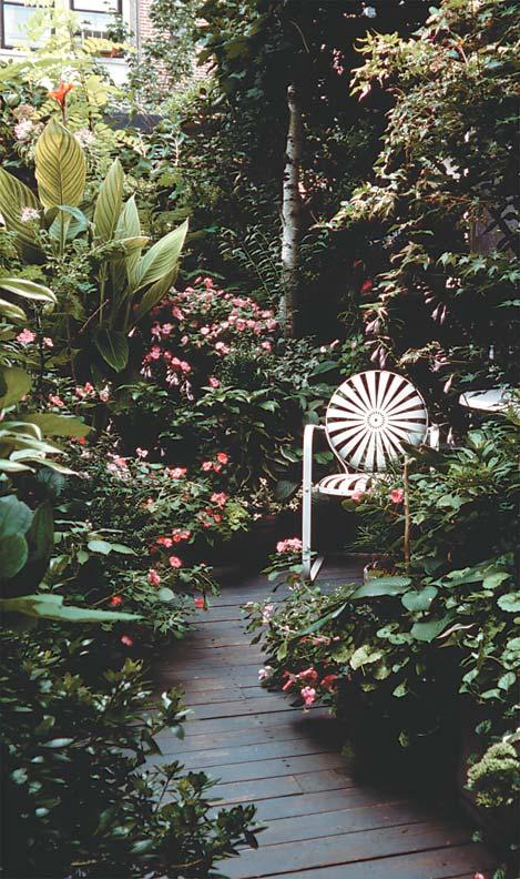 How To Design A Shade Garden