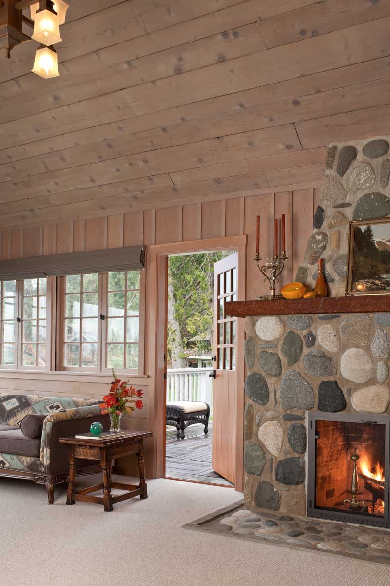 Rustic Cabin On Horsehead Bay Old House Online Old