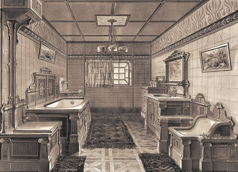 The History Of The Toilet Old House Online Old House