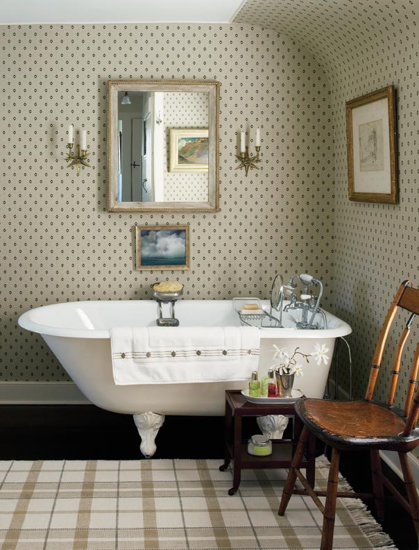 9 Ideas For Cottage Baths Old House Online Old House