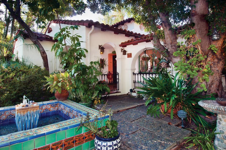 Restoring A 1930s Spanish House Old House Online Old