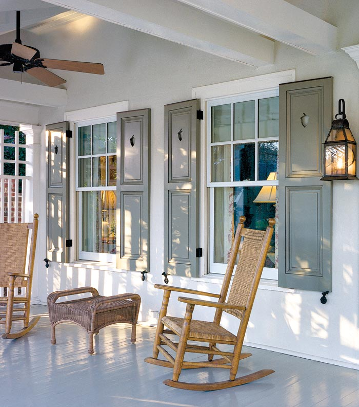 The Best Shutters For Old Houses Old House Online Old