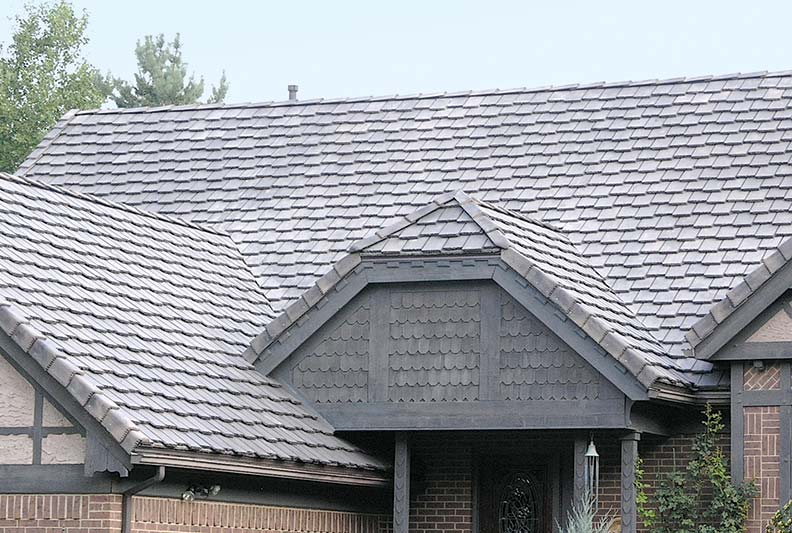 Substitutes For Traditional Roofing Materials Old House